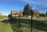Fencing Installed by MS2 at Marine Reserves in Fort Snelling, MN