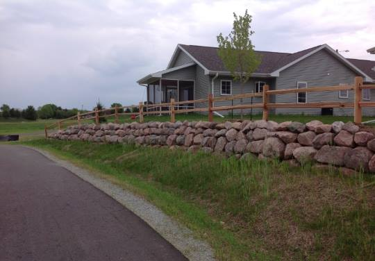 Green Valley Elder Housing in Oneida Nation - Design/Build by MS2
