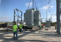 Replacement of T2 Transformer by Mission Support Services - Cape Canaveral AFS, FL